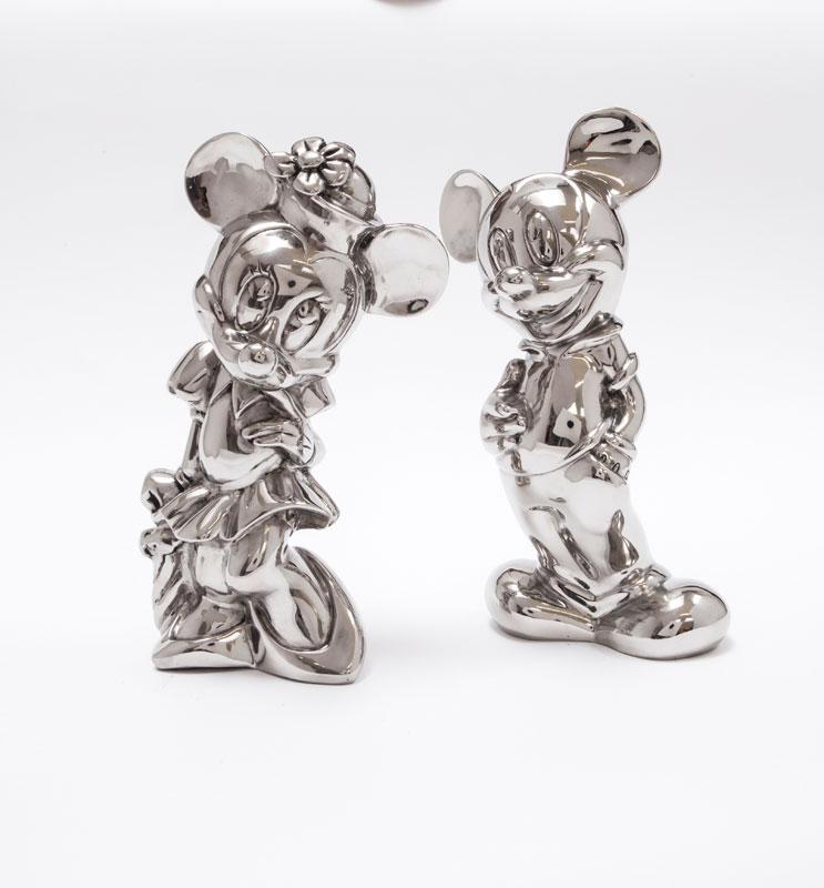 Mickey in Love